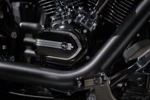 Timer Cover - Harley-Davidson customizing