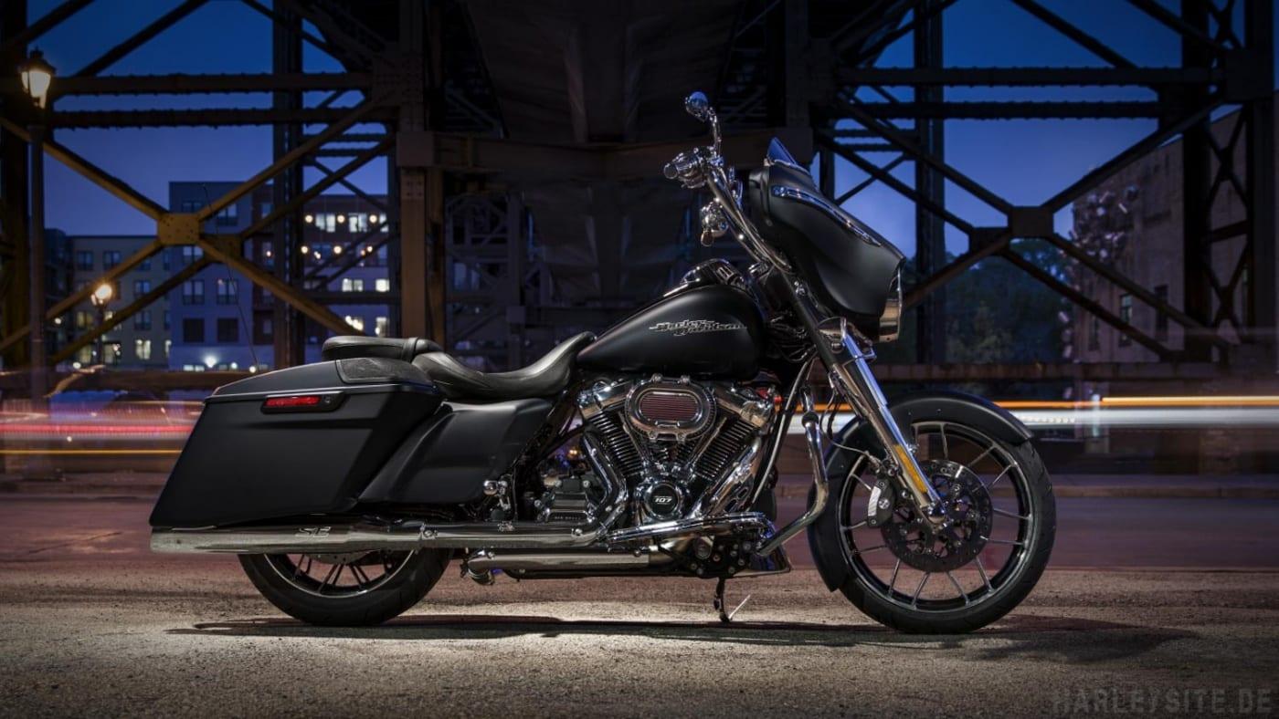 Harley-Davidson Performance FLHX Street Glide MY20