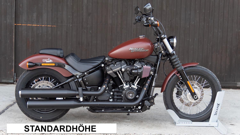 Normale Ansicht Harley-Davidson Tieferlegung von Müller Motorcycles