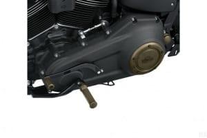 Harley-Davidson Primaerabdeckung 25700941 Black Ansicht