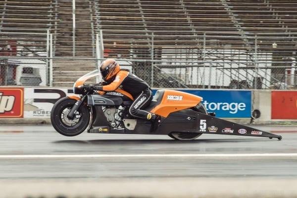 Harley-Davidson FXDR 114 NHRA Version