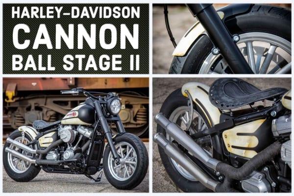 Rick`S & W&W Harley Davidson Cannon Ball Stage 2