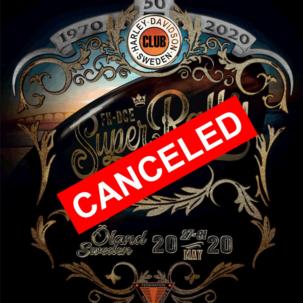 CANCELED - Super Rally 2020