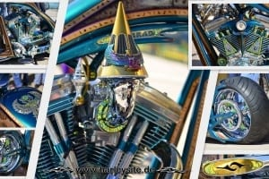 Scarab - Best Bikes - Bike Show 2013 in Daytona