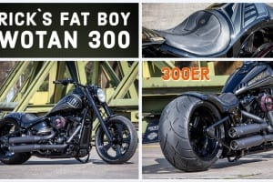 WOTAN - Rick´s 300er Fat Boy Custom