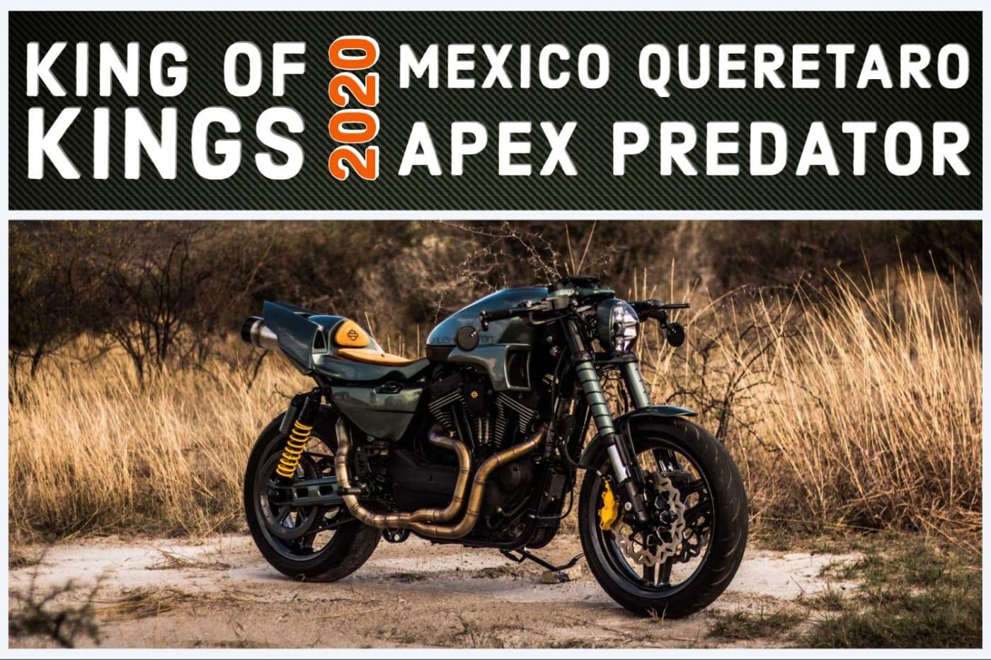 King of Kings Mexico Queretaro Apex Predator