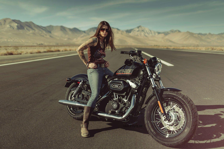 Vor zehn Jahren präsentierte Harley-Davidson die erste Forty-Eight