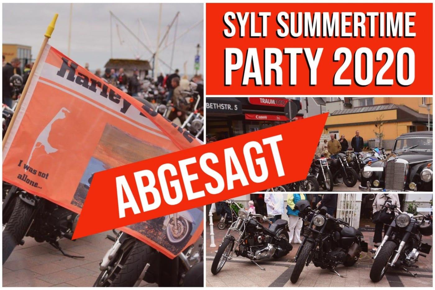 ABGESAGT - Sylt Summertime Party 2020