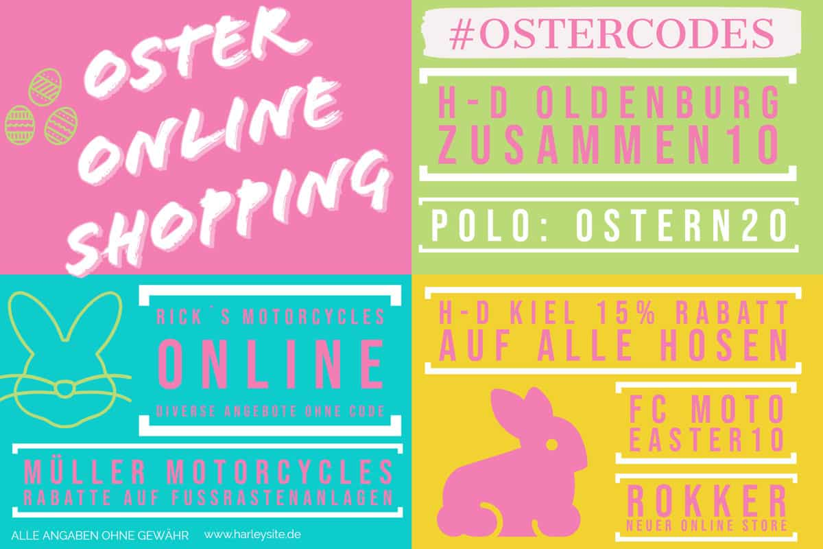 FROHE OSTERN – OSTER ONLINE SHOPPING TIPPS