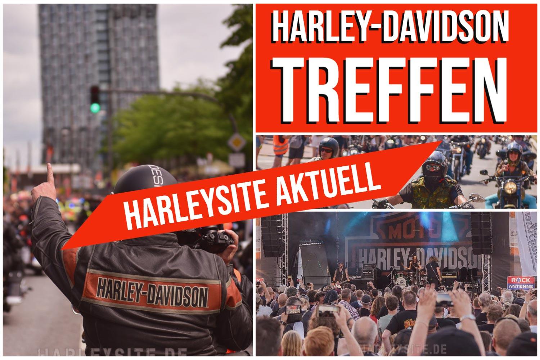 Harley-Davidson Treffen aktuell - Alle Informationen rund um die Harley Veranstaltungen