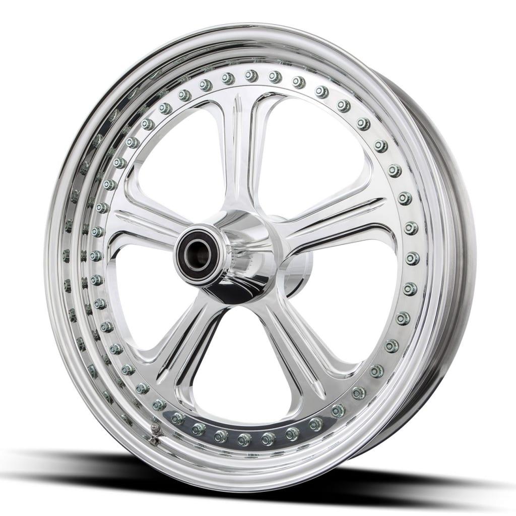 Raddesign Gimmi 5 Dreiteiliges Rad