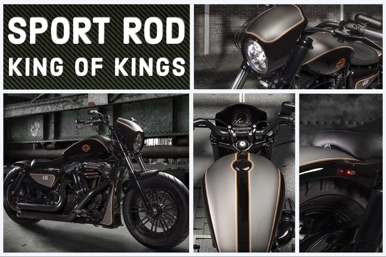 SPORT ROD – KING OF KINGS