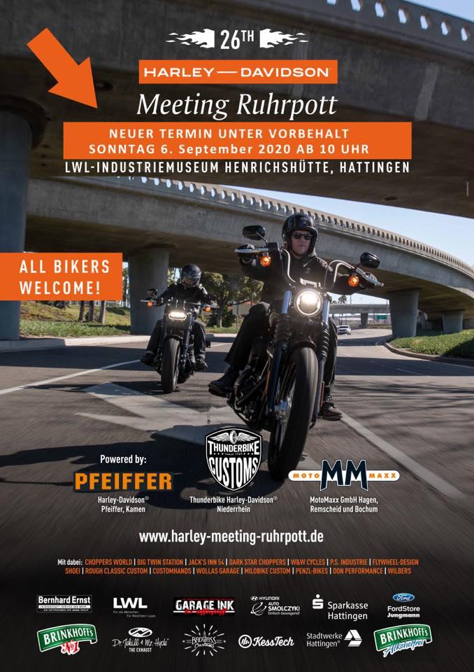 ABGESAGT - St. Petersburg Harley Days - Ladies of Harley - Lakeside Bikedays 1