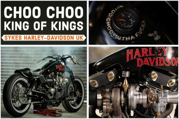 Choo Choo Sykes Harley-Davidson King of Kings