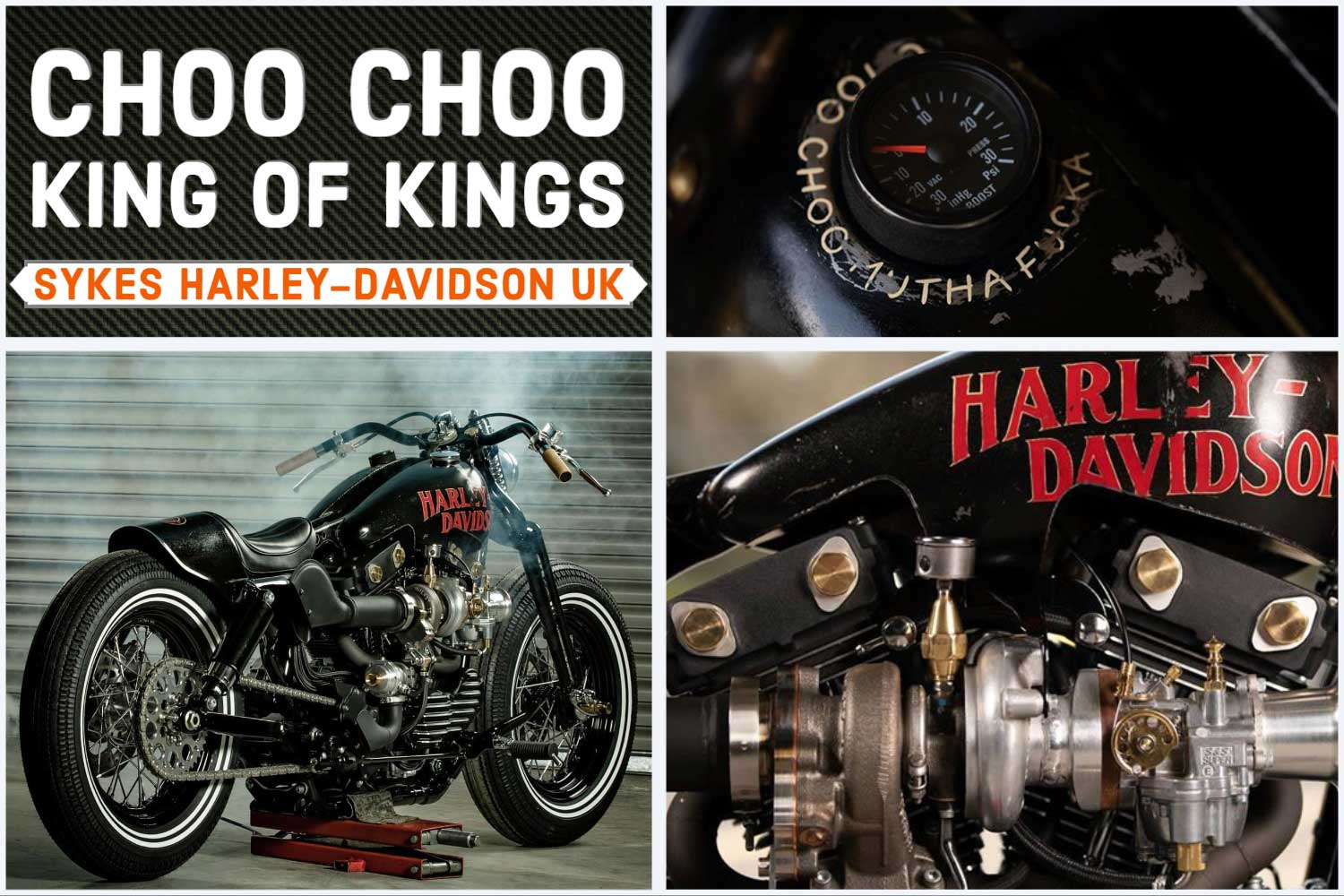 CHOO CHOO – SYKES KING OF KINGS AUS ENGLAND