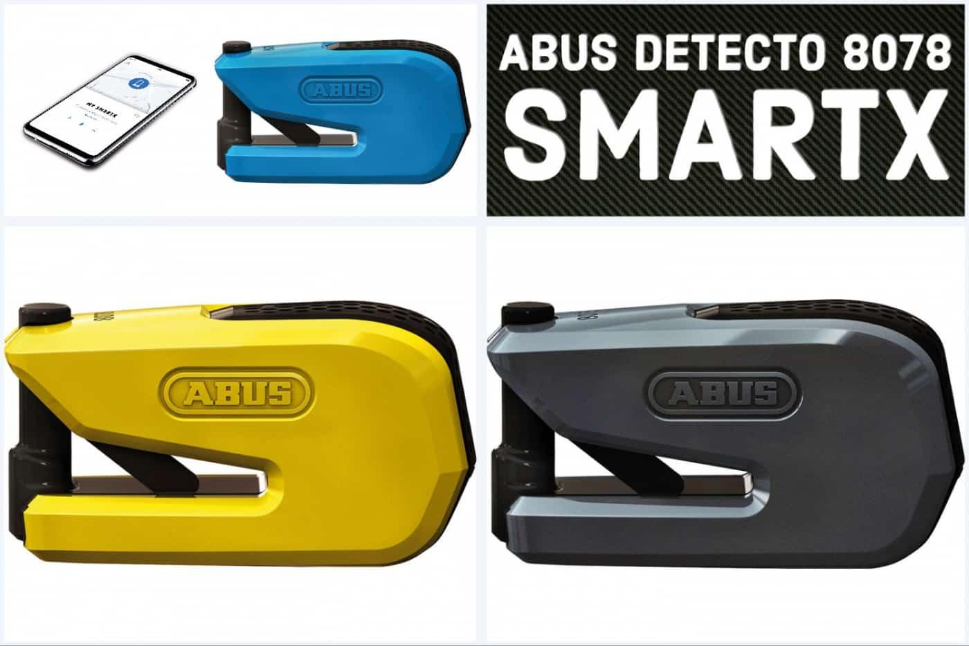 Farben ABUS Detecto Granit 8078 SmartX