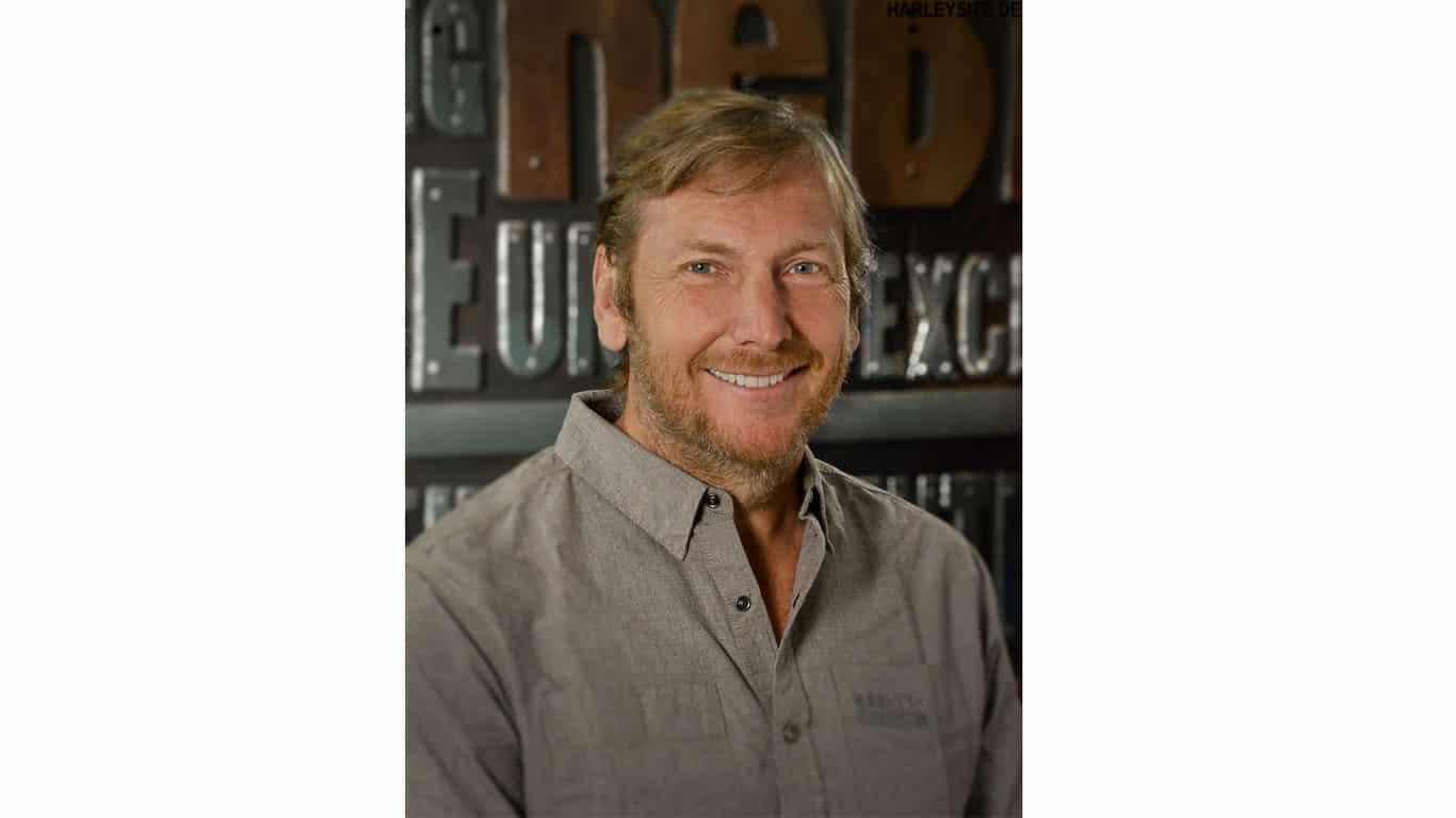 CEO Jochen Zeitz Harley-Davidson