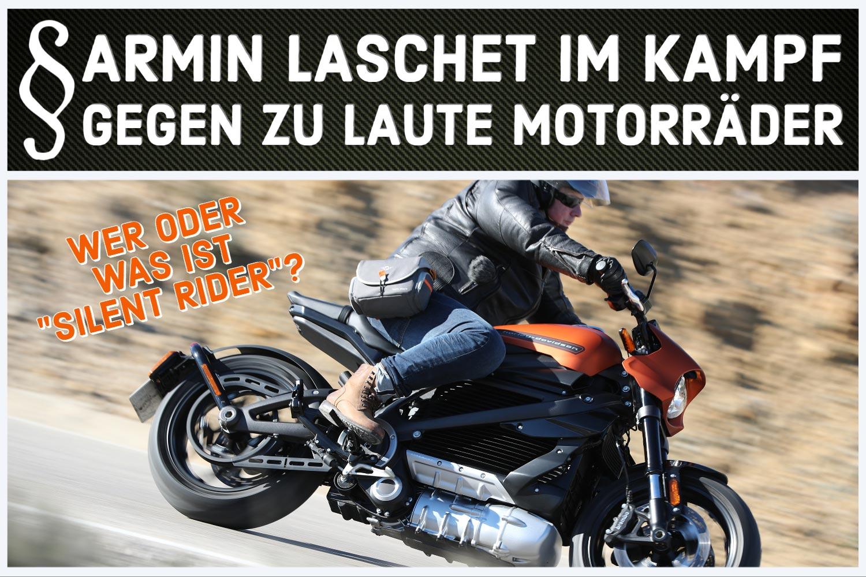 Kampf gegen Motorradlärm