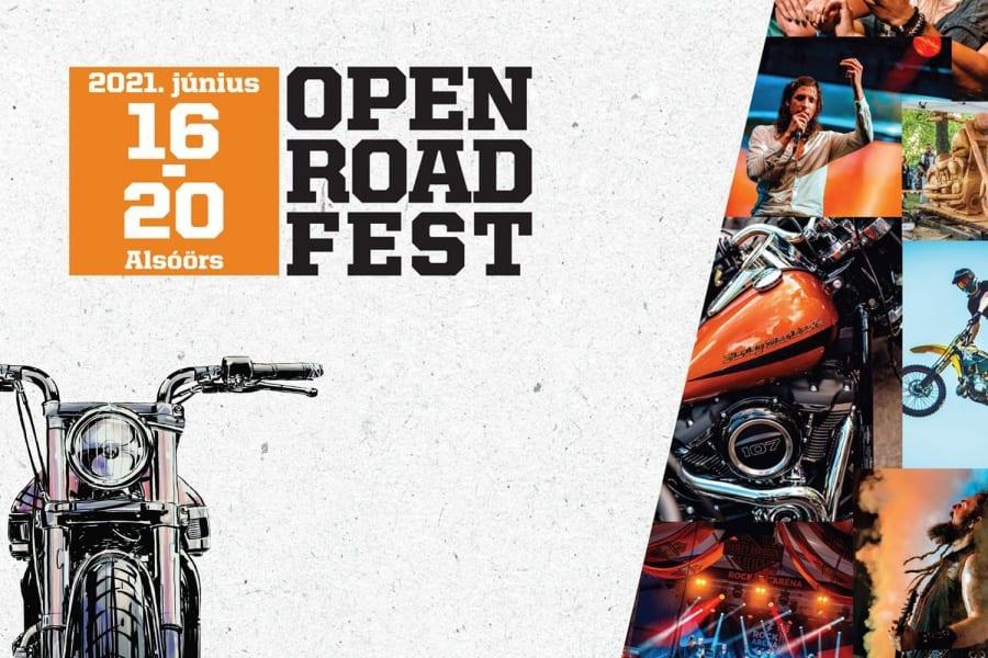 NEUER TERMIN – OPEN ROAD FEST 2021