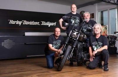 Harley-Davidson Stuttgart nach 35 Jahren mit neuen Geschäftsführern