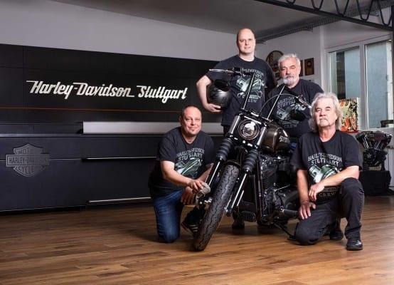 Neue Geschäftsführung bei Harley-Davidson Stuttgart