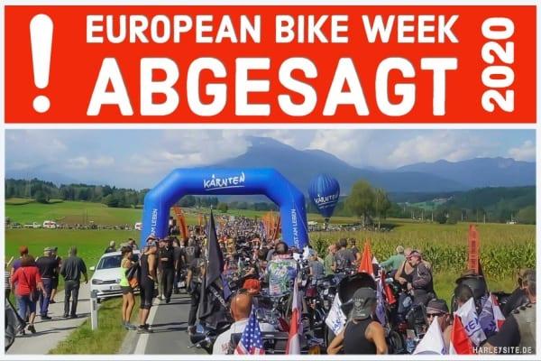 European Bike Week Abgesagt