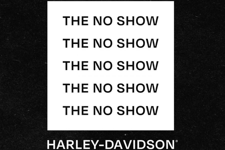 "HARLEY-DAVIDSON HOST ""THE NO SHOW"" TO SPOTLIGHT CUSTOM MOTORCYCLE SHOWS UND BUILDERS"