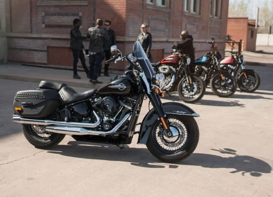 Harley-Davidson Sommertour