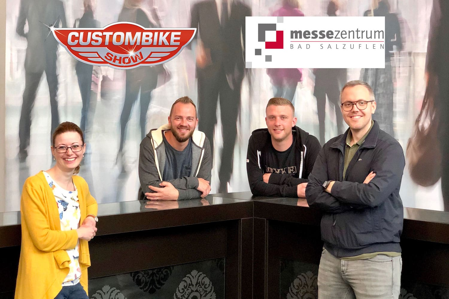 Custombike Show 2020 MesseZentrum