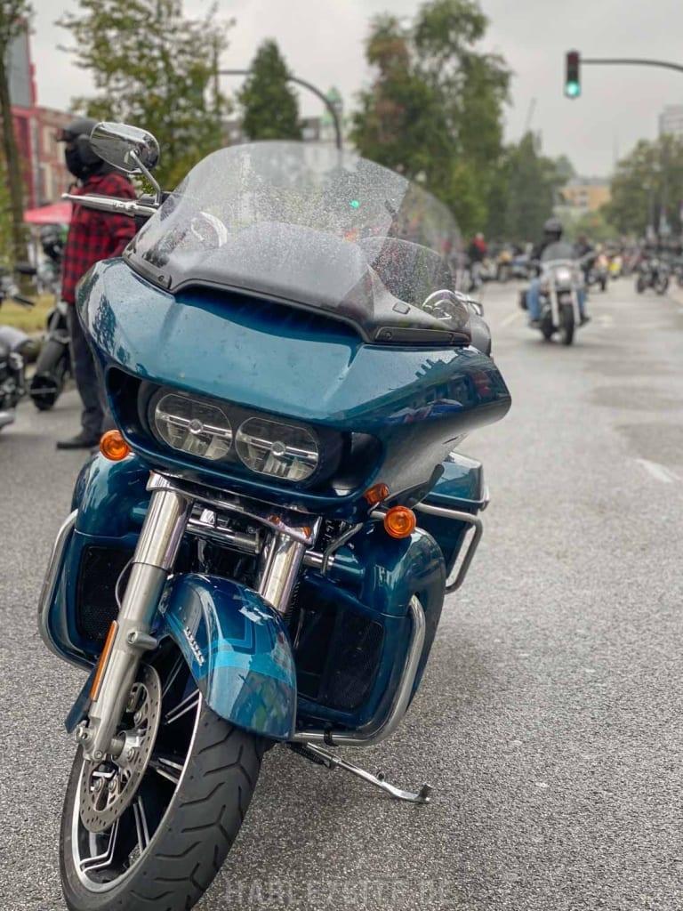 DEMO GEGEN MOTORRAD-FAHRVERBOTE HAMBURG 15