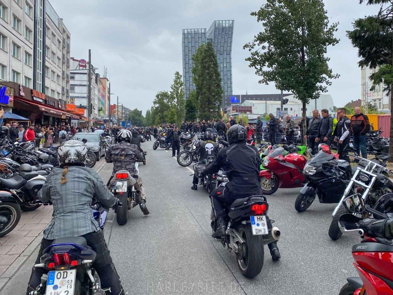 DEMO GEGEN MOTORRAD-FAHRVERBOTE HAMBURG 16