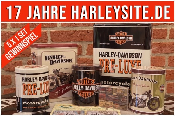 Harleysite Gewinnspiel Teil 1