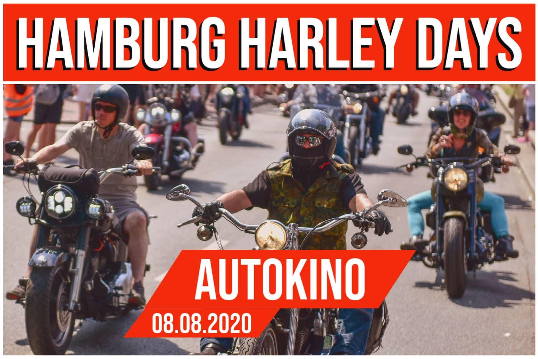 HAMBURG HARLEY DAYS MEETS AUTOKINO * 8.8