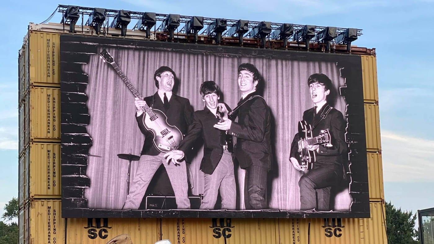 Die Beatles in Hamburg