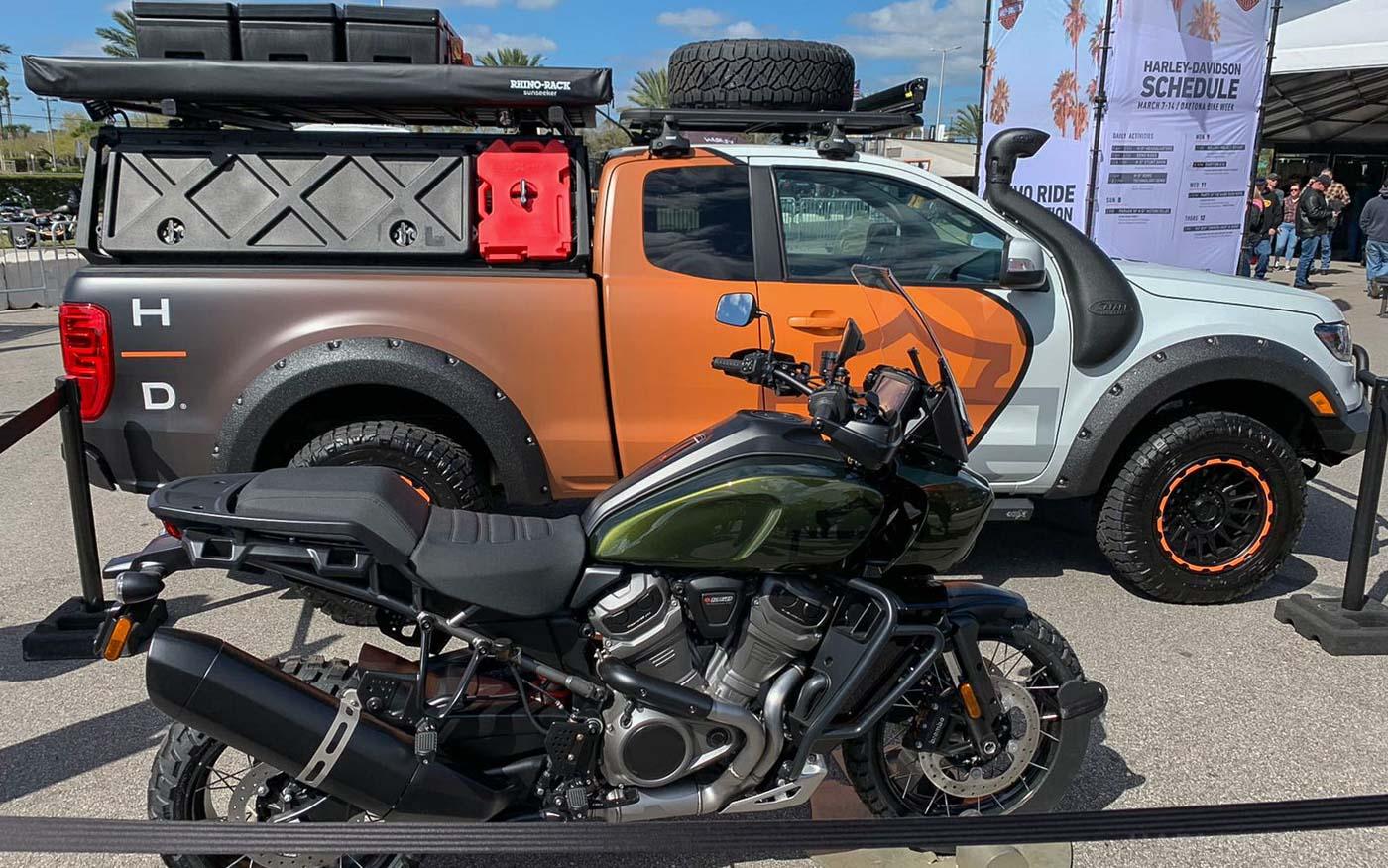 Harley-Davidson Adventure Pan America 2021