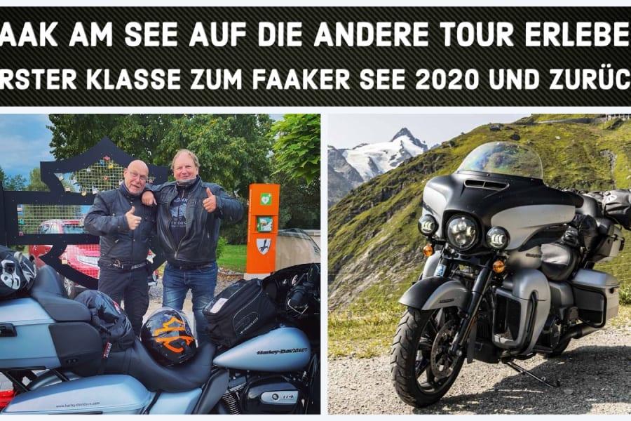 FAAK AM SEE AUF DIE ANDERE TOUR ERLEBEN – Teil 1
