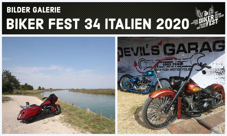 Italien Bike Fest 34 - 2020 Bilder