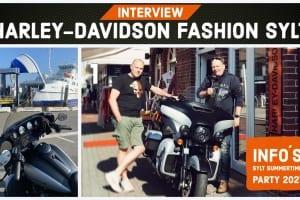 Interview mit Michael Knote und Harleysite - HARLEY-DAVIDSON FASHION SYLT & INFOS ZUR SYLT SUMMERTIME-PARTY 2021