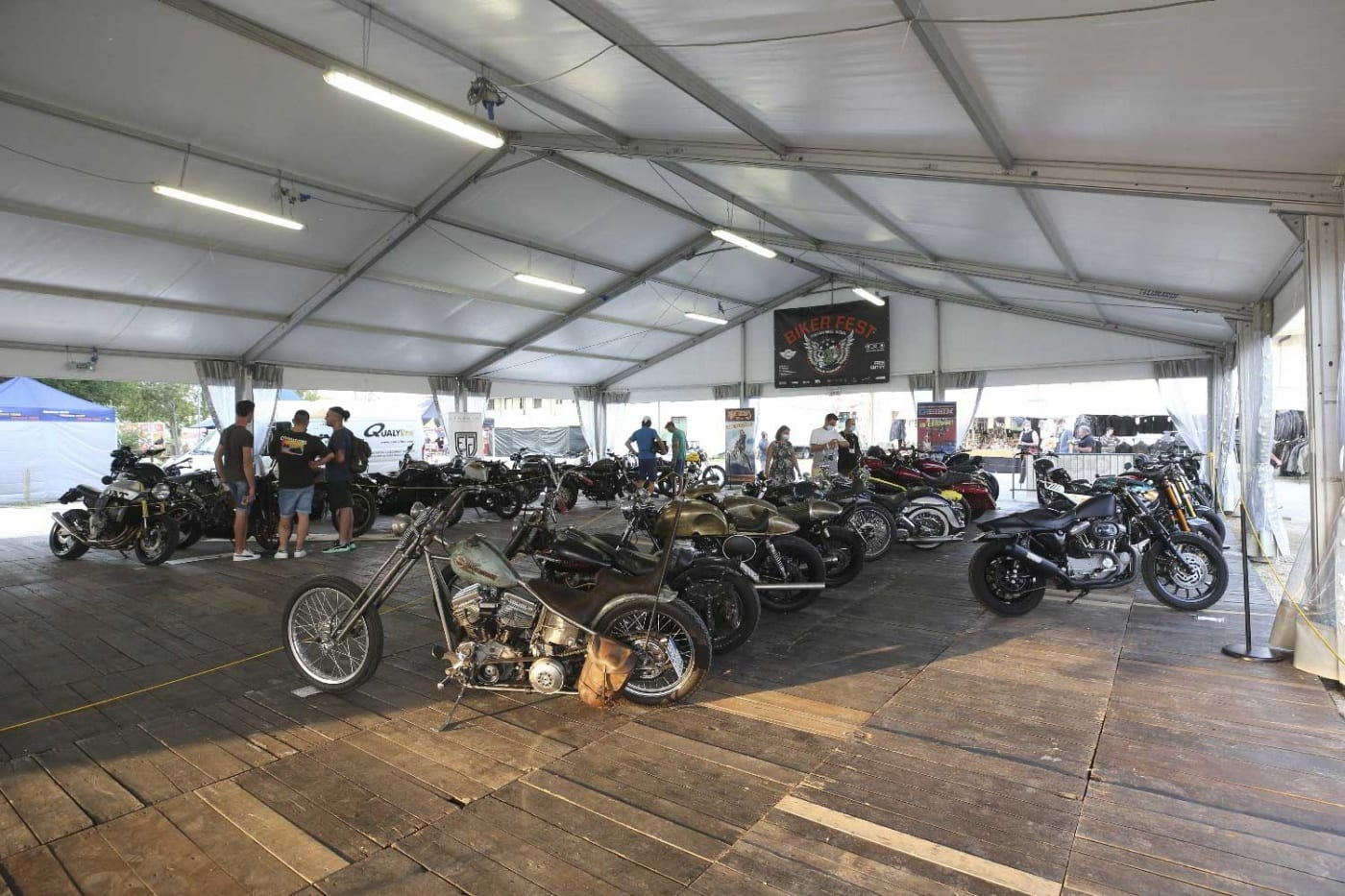 Bikeshow Italien Bikefest 2020