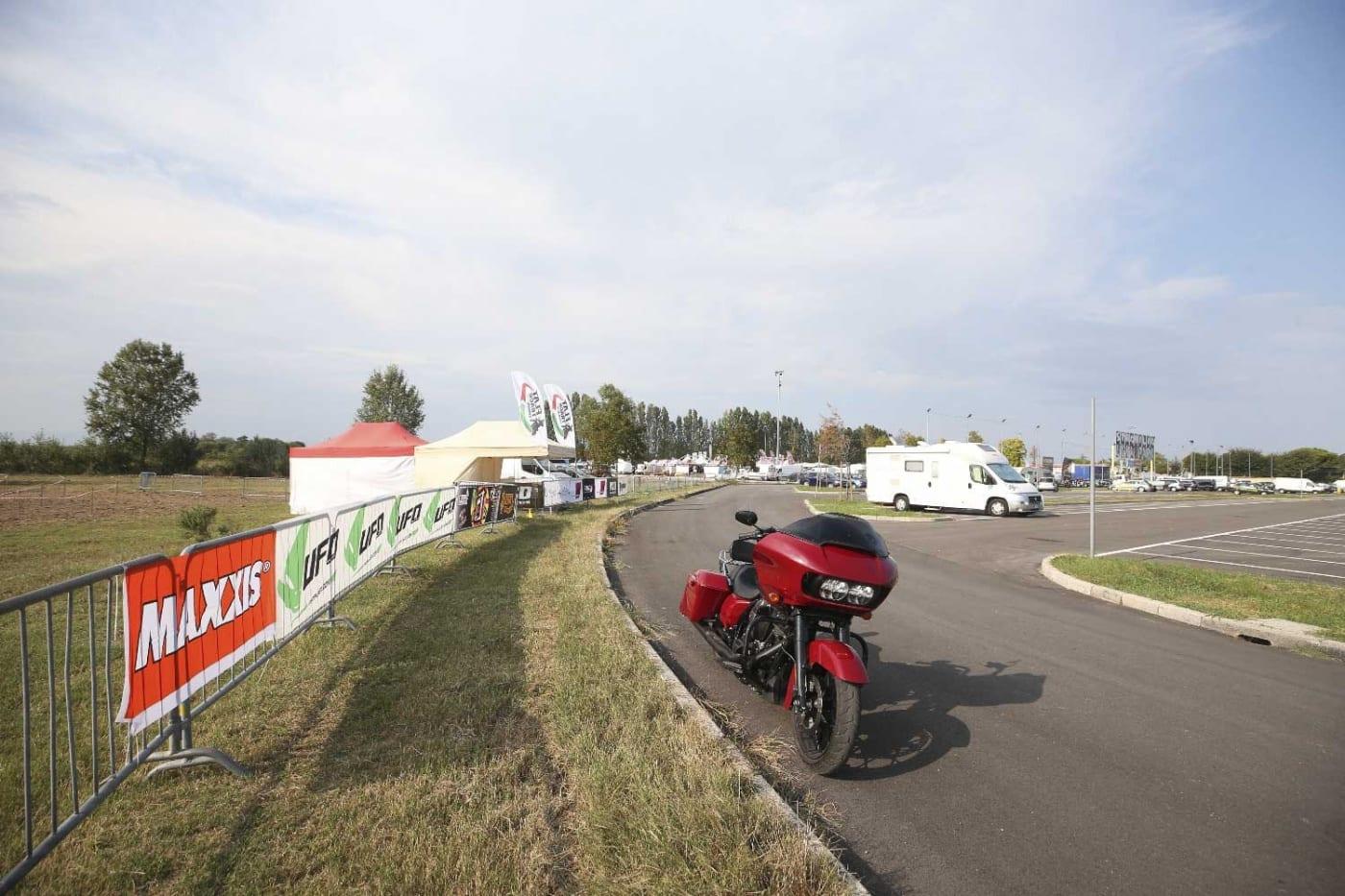 Road Glide Special Italien Bikefest 2020