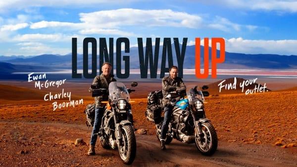 Farley-Davidson Long Way Up
