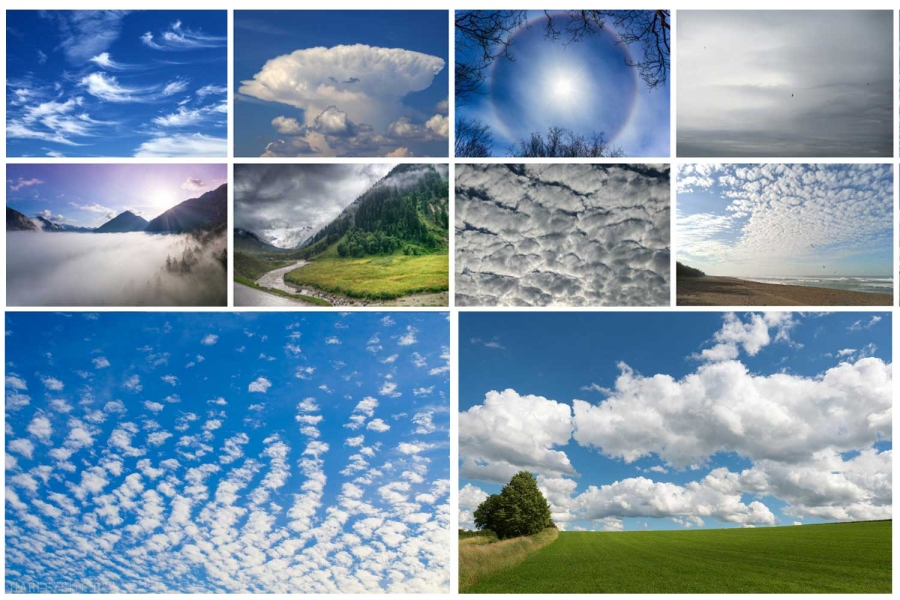 Was verraten Wolken über das Wetter?