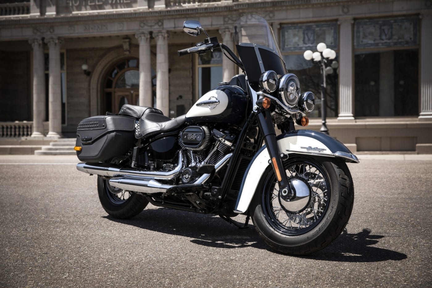 Harley-Davidson Heritage Classic 114