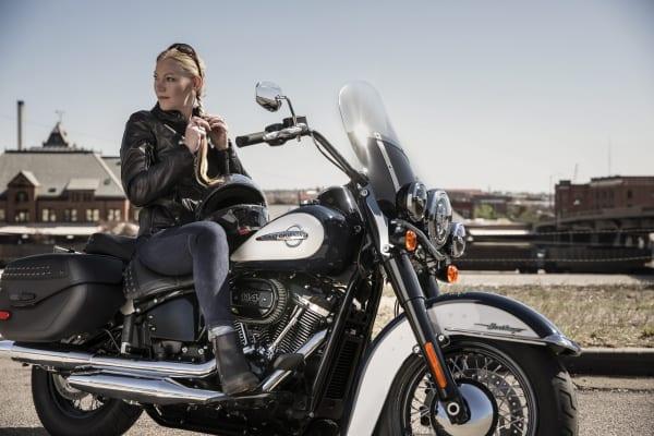 Harley-Davidson Heritage Classic 114 im 50.000-Kilometer-Dauertest