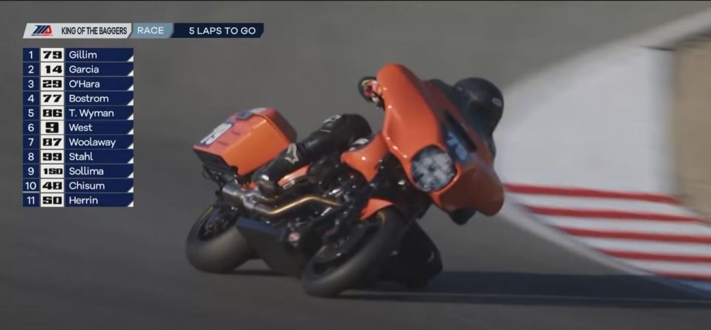 King of the Baggers Rennen in Laguna Seca läuft auf Hochtouren 1