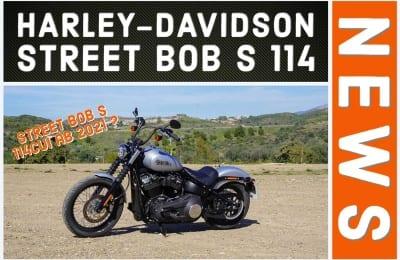 STREET BOB S 114 HARLEY-DAVIDSON MODELLJAHR 2021