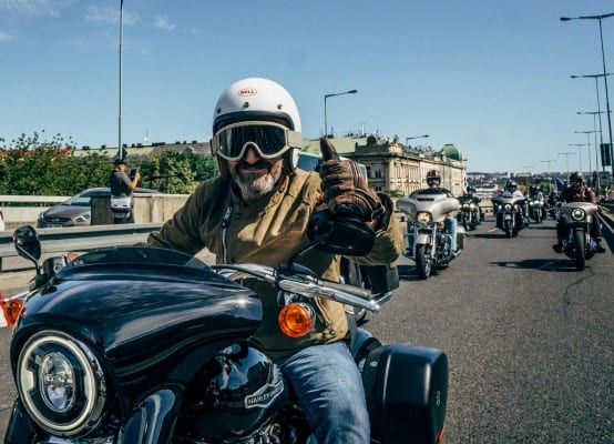 Harley-Davidson Eventplanung 2021