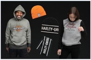 Harley-Davidson MotorClothes Winterkollektion 2020