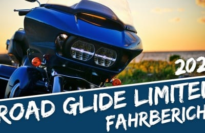 Road Glide Limited 2020 Fahrbericht auf YouTube