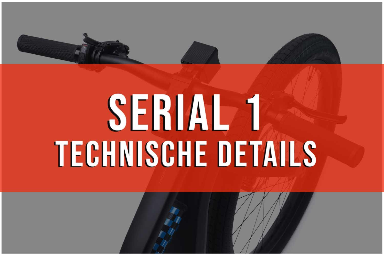 Serial 1 - Technische Details